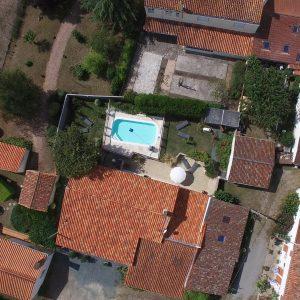 gite vendée piscine