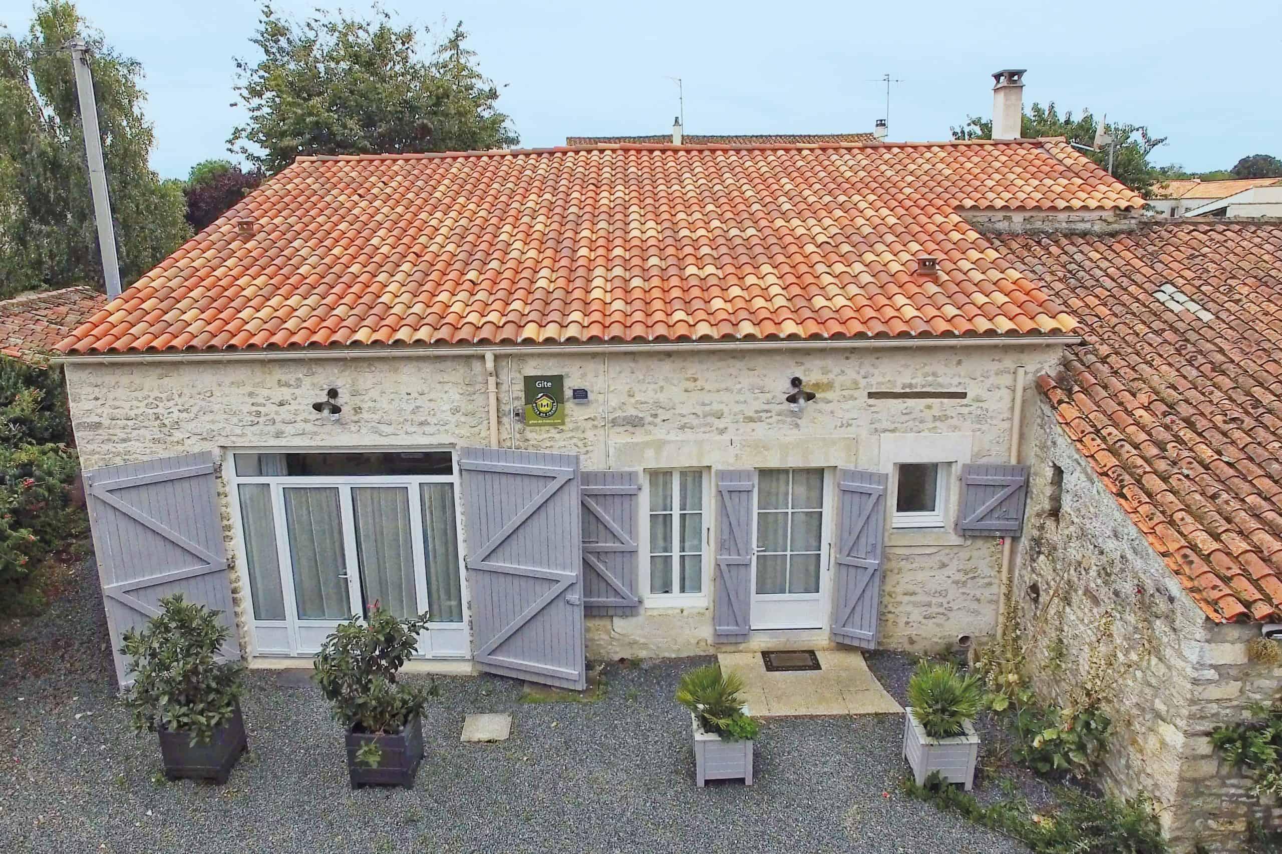 gite La Grange en Vendée