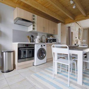 gite La Grange : la cuisine