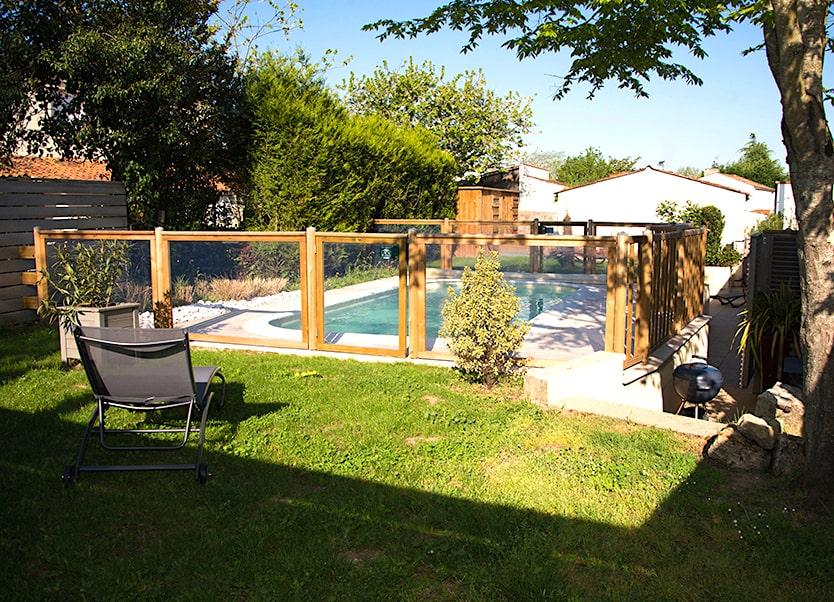 gite en Vendée avec piscine chauffée