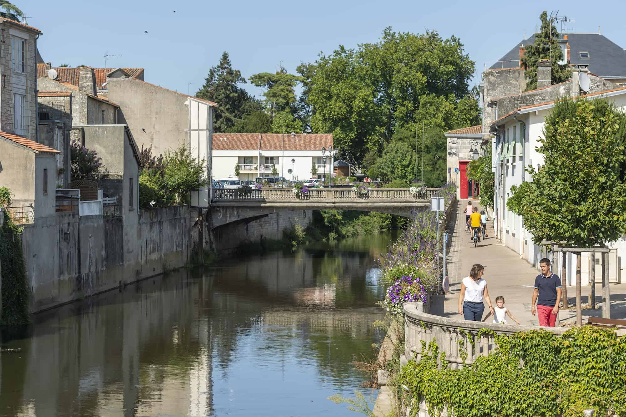 gite près de Fontenay le Comte